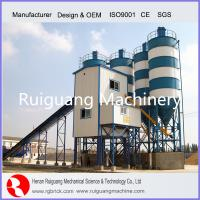 Wholesale ready mixed concrete batching plant 2HZS60 concrete mixing plant from china suppliers