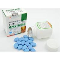 Wholesale Blue Color Japanese Male Enhancement Pills 500mg Japan Tengsu Pills from china suppliers