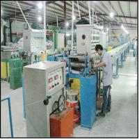 Buy cheap wire extrusion machine Silicone wire and cable manufacturing equipment from wholesalers