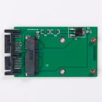 "Wholesale Mini PCIe PCI-e MSATA SSD à 1,8 ""carte Micro adaptateur SATA PCBA HG from china suppliers"