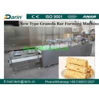 Wholesale Automatic Cereal Bar Making Machine for Various Shapes Cereal Bars Production With CE Certificate from china suppliers