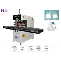 Wholesale 5M / Min High Frequency Blood Bag Making Machine 10KW With Auto Slide Table from china suppliers