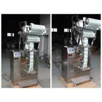 Wholesale 304 Stainless Steel Vertical Filling And Sealing Machine / Sachet Packing Machine from china suppliers