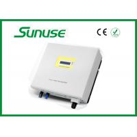 Wholesale 1.5kw Waterproof Outdoor On Grid Solar Inverter For PV Solar System from china suppliers
