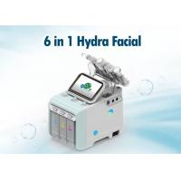 Wholesale H2O2 Hydrodermabrasion Aqua Peel Facial Machine With Black Head Vacuum from china suppliers