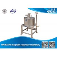 Wholesale High Efficient 2.5T 7 DCA Manual Magnetic Separator For Grinding Machine from china suppliers