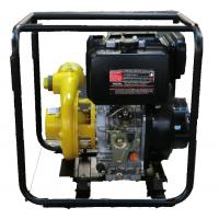 Buy cheap 3 Inch Diesel Fuel Driven High Pressure Water Pump 5.5L Fuel Tank KDP30HS from wholesalers