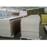 Wholesale Polyurethane Foam Composite Sandwich Panels Board Decorative Insulation from china suppliers