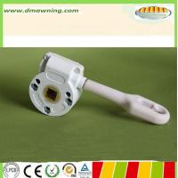 Quality Aluminum and copper namual awning gear box for sale
