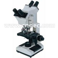 Wholesale Lab Dual Head Multi Viewing Microscope 40x - 1000x A17.1013-A from china suppliers