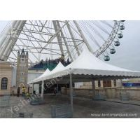 Wholesale 5x5M Wind Resistant High Peak Tension Tents Stainless Aluminum Framed from china suppliers