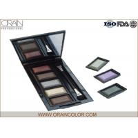Buy cheap Hot Sale Five Color Eye Shadow Palette for Eye Makeup , OEM Cosmetics from wholesalers