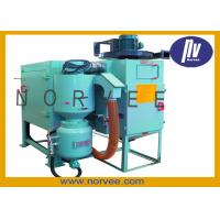 Buy cheap high efficiency Wheel Blaster Abrasive Blasting Equipment 220V 50HZ from wholesalers