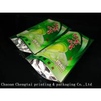 Wholesale Coffee Customized Stand Up Pouches / Heat Sealable Tea Packaging Bags 50G from china suppliers