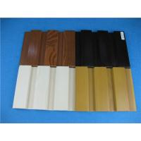 Wholesale 5900mm Commercial Wood Claddings 198mm x 16mm WPC Wall Cladding from china suppliers