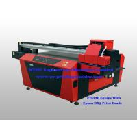 Buy cheap Four Color Flatbed UV Printer Machine , Automatic Printing Machine from wholesalers