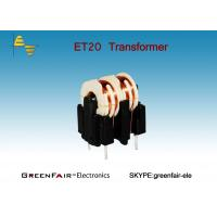 Wholesale ET Series Power Filter Inductor Horizontal Common Mode Choke Two Winding from china suppliers