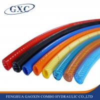 Wholesale PUB0805 100M OD 8MM Polyurethane Pneumatic PU Braided Circular Colour Air Tube from china suppliers