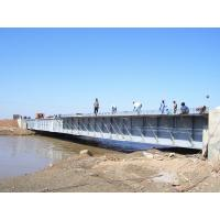Wholesale Custom Steel Girder Bridge / Steel Beam Bridge for Simple Structure from china suppliers