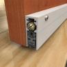 Buy cheap EPDM Rubber Automatic Door Bottom Seal For Wooden Door , Exterior Door Bottom Seal from wholesalers