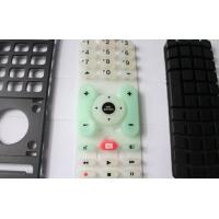 Wholesale Vacuum material using vacuum mold casting for the remote control board of silicone keys from china suppliers