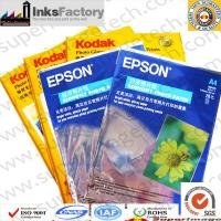 "Wholesale A4/5""/6""/7"" for Epson Photo Paper from china suppliers"