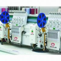 Buy cheap Multi Head Mixed Chenille Embroidery Machine with High Speed of 650rpm from wholesalers