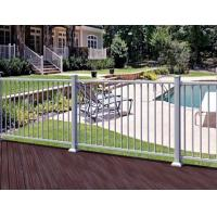 Buy cheap Pre-Assembled Aluminum Deck Railing ISO9001 D6001 manufacturer from wholesalers