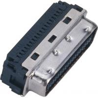 Wholesale WCON 1.27mm 14~100P SCSI Connector IDC Ribbon Type For Cable from china suppliers