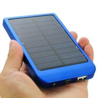 Wholesale High quality solar charger 2600mAh solar power bank with cheapest price from china suppliers
