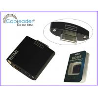Wholesale Dock to HDMI USB Adapter For ipad ipad2 iPhone4 iPod Touch 4G from china suppliers