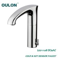 Quality OULON cold & hot sensor faucet Leo1108DC&AC for sale