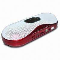 Wholesale Stereo Mini Speaker with USB/TF Music Play and Memory Play, USB2.0 Connect Port, Supports FM Radio from china suppliers