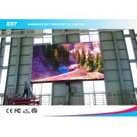 Wholesale Energy Saving Flexible Indoor Advertising Led Display P3 Viewing Angle 140 Degree from china suppliers