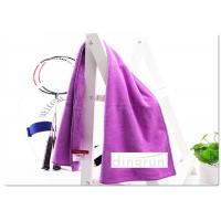 Wholesale Antibacterial Personalized Microfiber Sport Towels Fast Dry For Adults from china suppliers