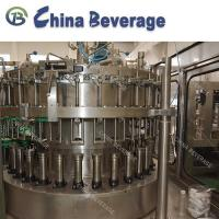 Wholesale 12000 BPH Glass Bottling Equipment Carbonated Liquid High Efficiency Simple Structure from china suppliers