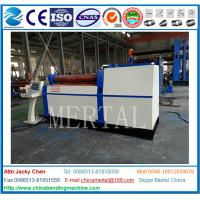 Wholesale Small hydraulic CNC four roller plate bending rolls MCLW12CNC type from china suppliers