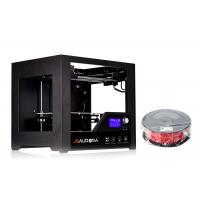 Buy cheap Large Volume High Accurate 3d Printer With Electric Fan Separate Control , Black Color from wholesalers