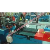 Buy cheap Galvanized Steel Door Frame Roll Forming Machine with 24 Metal Rolling Stations from wholesalers