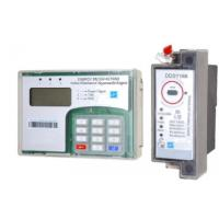 Wholesale Single Phase Split Din Rail Prepayment Power Meter With CIU Pole Mounting from china suppliers