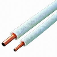 Wholesale PVC-coated Copper Tubes, Healthy and Non-toxic, Bacteriological Neutral from china suppliers