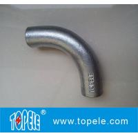 Wholesale BS4568 Conduit Fittings 20mm, 25mm Malleable Iron Solid Elbow , 90 Degree from china suppliers