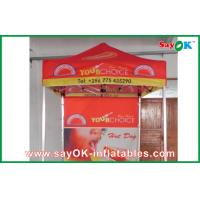 Wholesale Logo Printing Aluminum Folding Tent / Folding Canopy Tent / Folding Car Tent from china suppliers