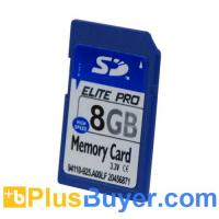 Wholesale 8GB SD Memory Card from china suppliers