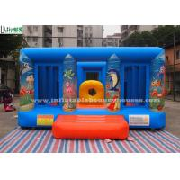 Wholesale Durable Blue Kids Inflatable Jumper Flame Retardant For Indoor Use from china suppliers