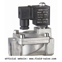 Wholesale SS 2 Inch Water Solenoid Valve 24V Solenoid Valve Water RSP Series from china suppliers