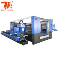 Wholesale Taiyi Cypcut Fiber 3D Laser Cutting Machine 1070nm Laser Wavelength from china suppliers