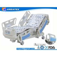 Wholesale Five Function Electric  ICU Hospital Bed Automatic Weighing Four independent motors from china suppliers