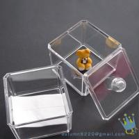 Wholesale acrylic cosmetic counter organizer from china suppliers
