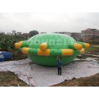 Wholesale Giant Inflatable Saturn With 0.9mm Durable Commercial Grade PVC Tarpaulin from china suppliers
